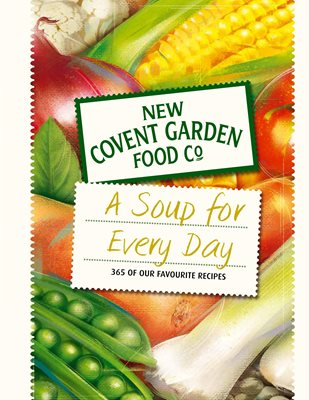 Book cover for Soup for Every Day